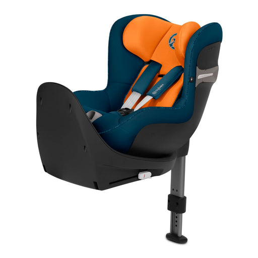 Cybex Sirona S i-Size 0-4 years car seat with SensorSafe - Tropical Blue - Pushchair Expert