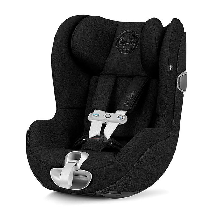 Cybex Sirona Z i-Size 0-4 years car seat with SensorSafe - Deep Black (2020)