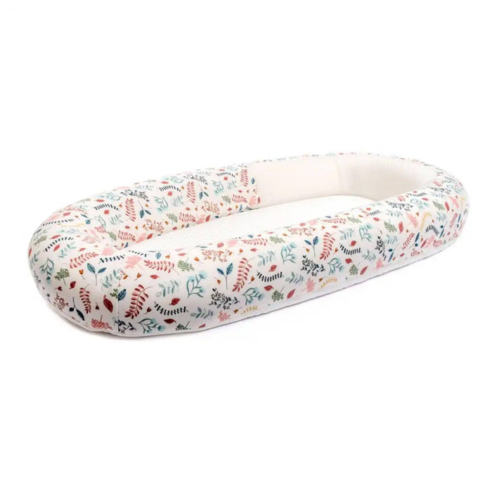 Purflo Sleep Tight Baby Bed - Botanical - Pushchair Expert