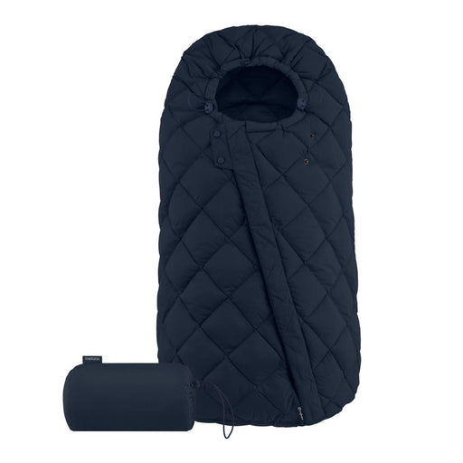 Cybex Snøgga universal footmuff - Nautical Blue - Pushchair Expert