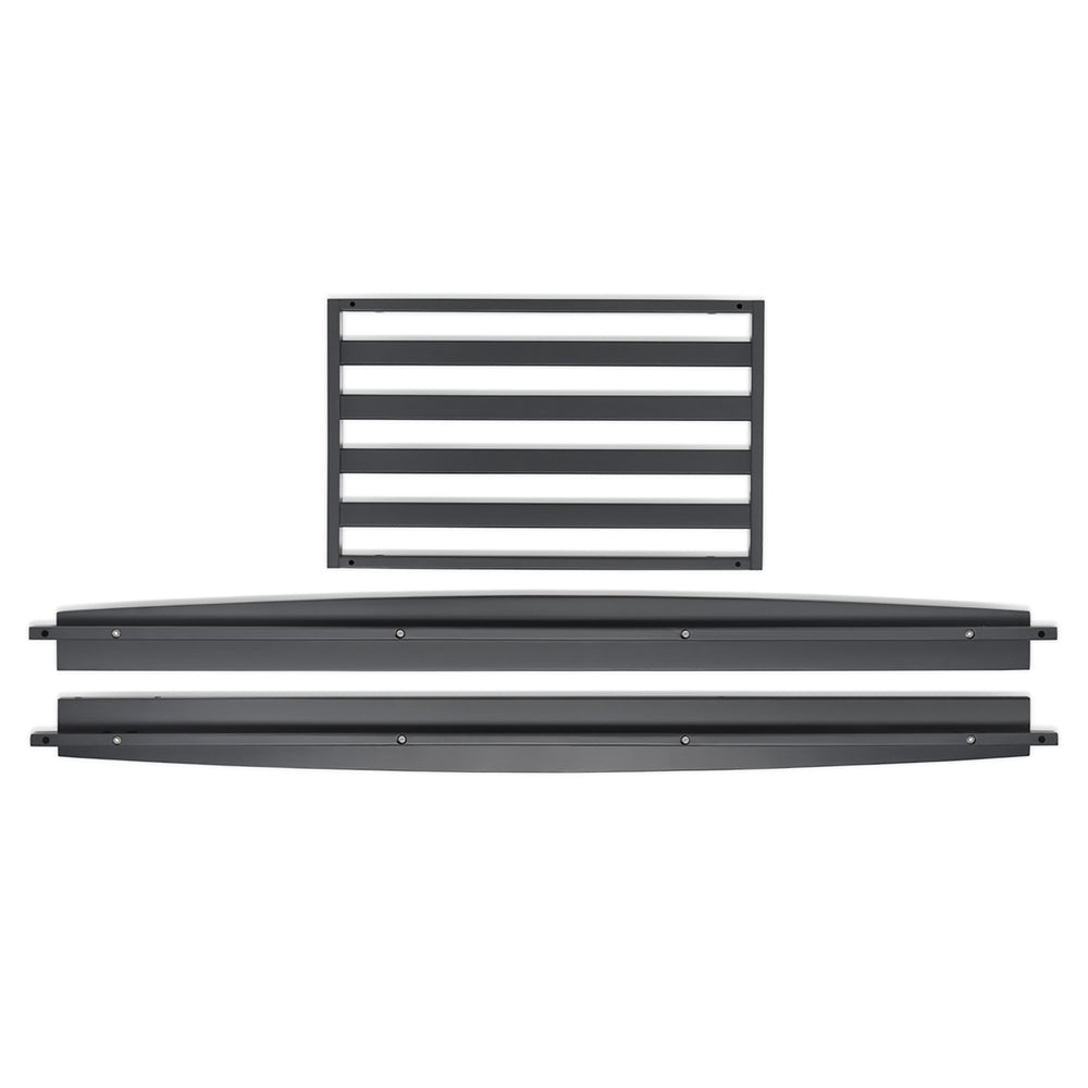 SnuzKot Junior Bed Extension Kit - Slate
