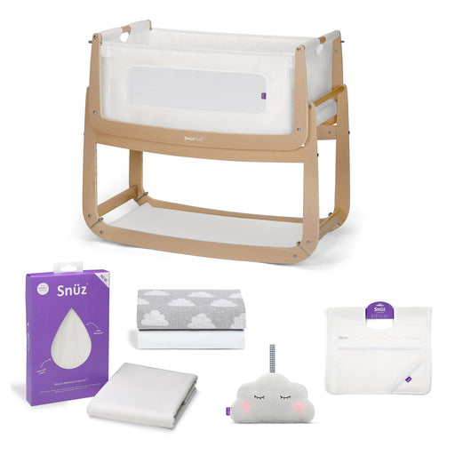 SnuzPod 3 Bundle - Natural