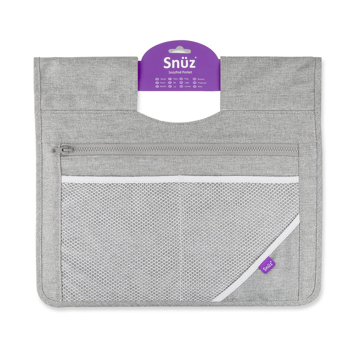 SnuzPod 3 Bundle - Dusk Grey