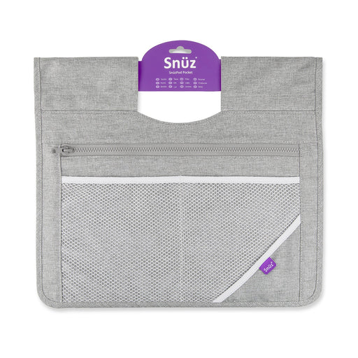 SnuzPod³ Storage Pocket - Dusk Grey - Pushchair Expert