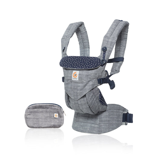 Ergobaby Omni 360 Baby Carrier - Star Dust - Pushchair Expert