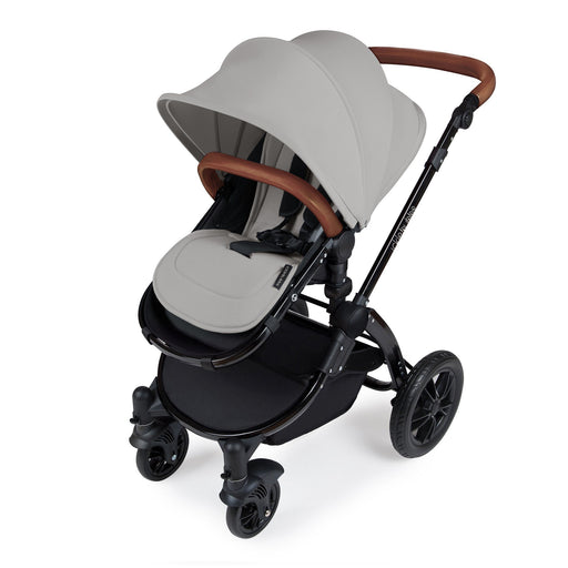 Ickle Bubba Stomp V3 2-in-1 - Silver on Black
