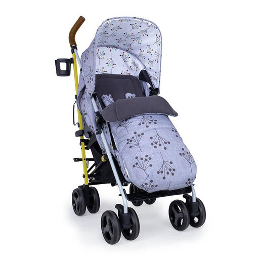 Cosatto Supa 3 stroller - Hedgerow - Pushchair Expert