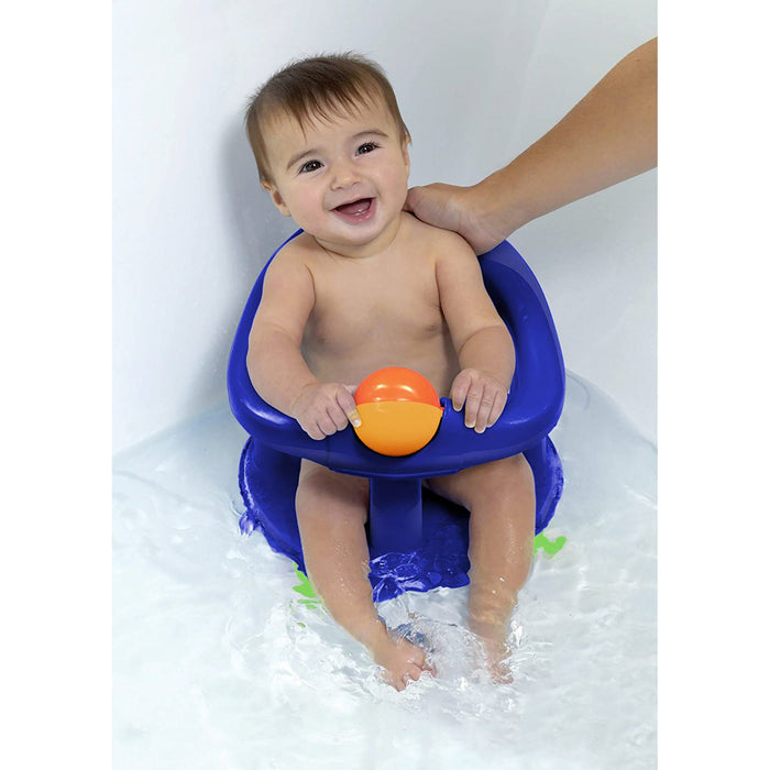Safety 1st Swivel Bath Seat - Primary (blue)