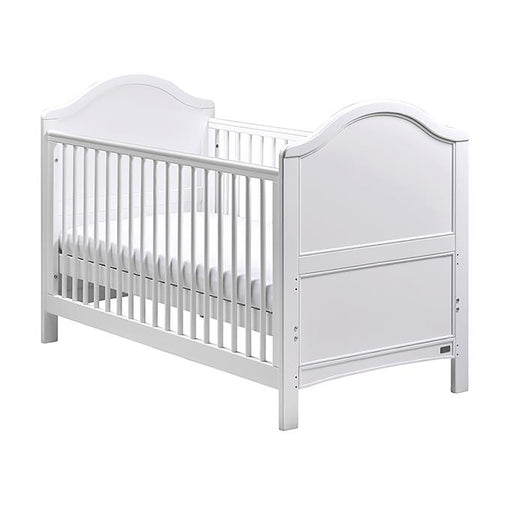 East Coast Toulouse Cot Bed - White