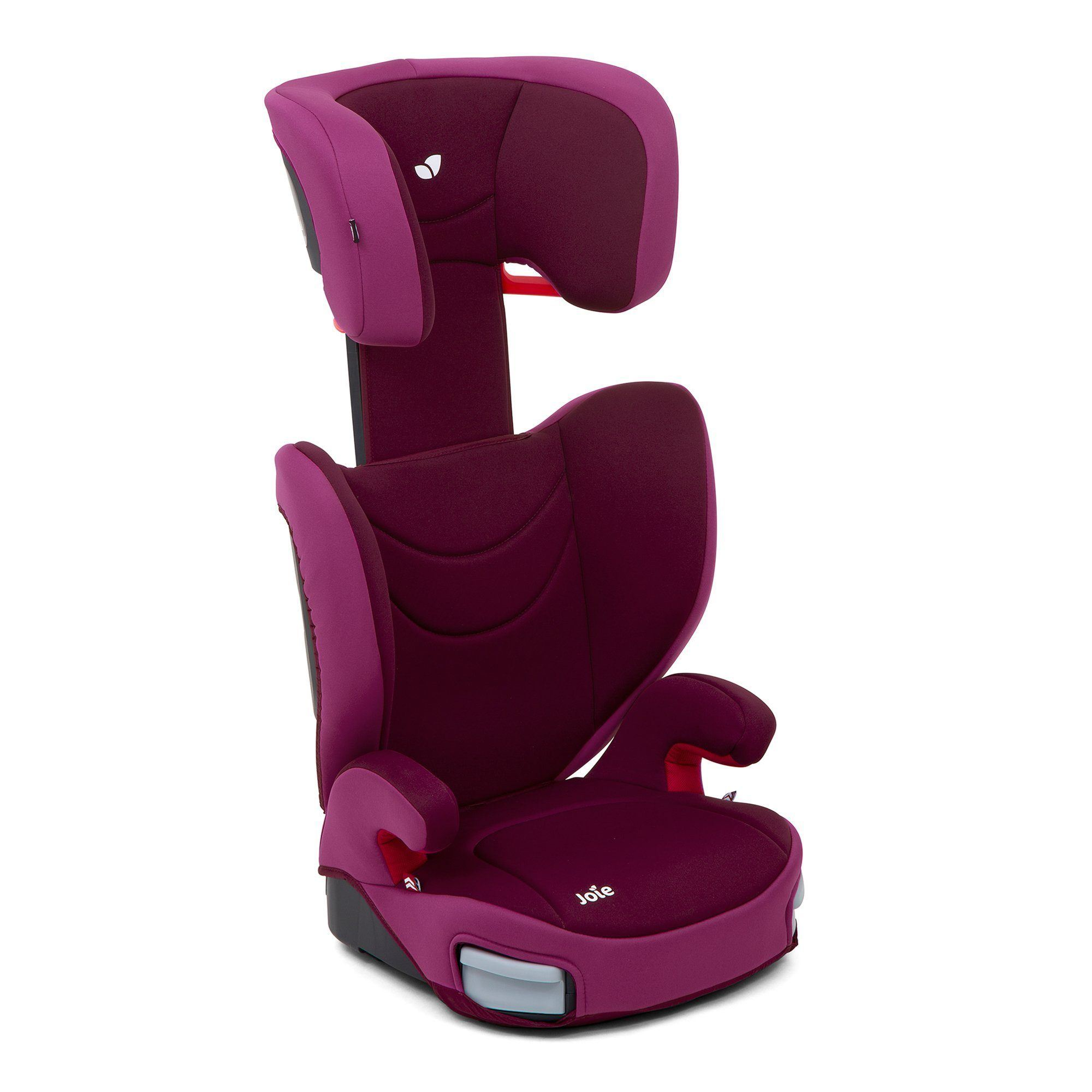 Joie Trillo high-back booster - Dahlia - Pushchair Expert