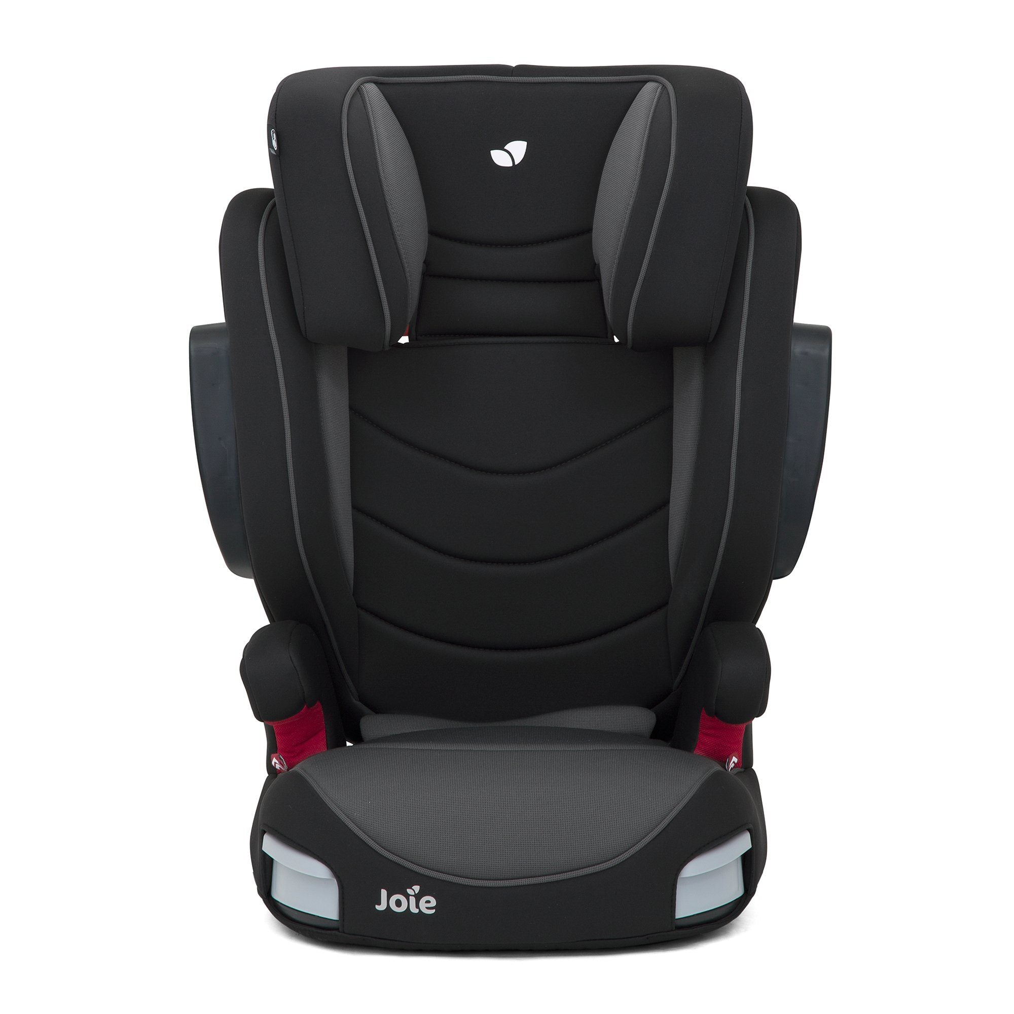 Joie Trillo LX high-back booster - Ember (black) - Pushchair Expert