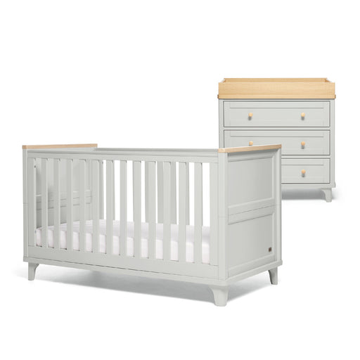Mamas & Papas Trista 2-piece room set - Grey/Oak