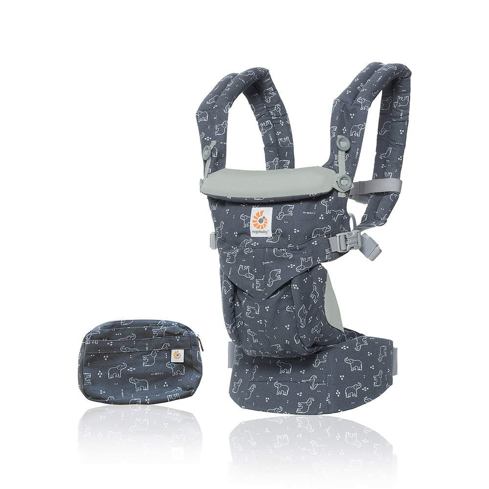 Ergobaby Omni 360 Baby Carrier - Trunks Up - Pushchair Expert