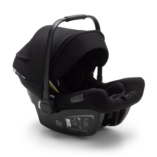 Bugaboo Turtle Air by Nuna i-Size infant car seat - Black