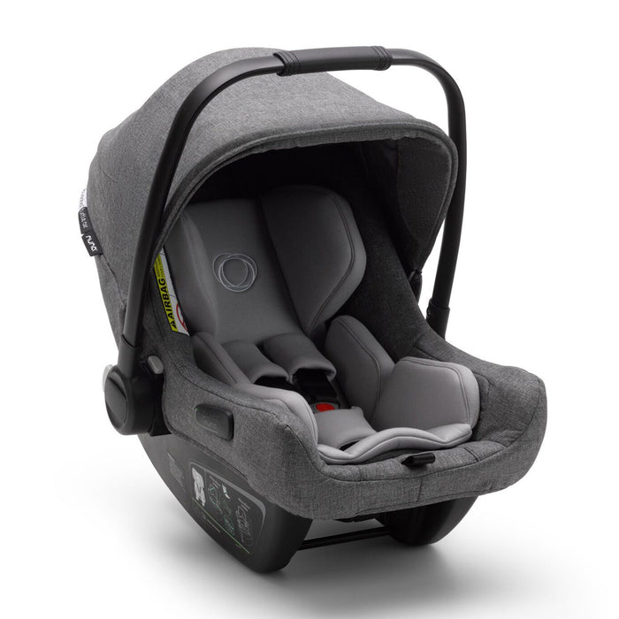 Bugaboo Turtle Air by Nuna i-Size infant car seat - Grey Melange