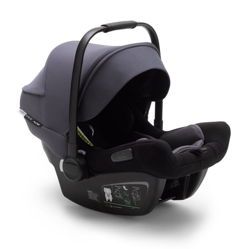 Bugaboo Turtle Air by Nuna i-Size infant car seat - Steel Blue