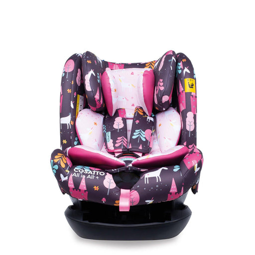 Cosatto All in All + Group 0+1/2/3 car seat - Unicorn Land - Pushchair Expert
