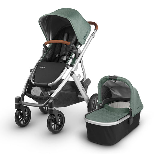 UPPAbaby VISTA with Carrycot - Emmett - Pushchair Expert