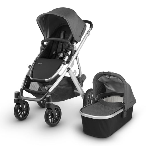 UPPAbaby VISTA with Carrycot - Jordan - Pushchair Expert