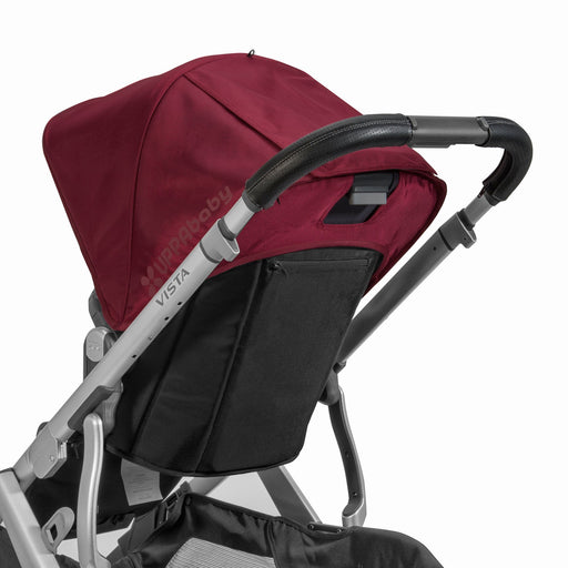 UPPAbaby VISTA Leather Handlebar Cover - Pushchair Expert
