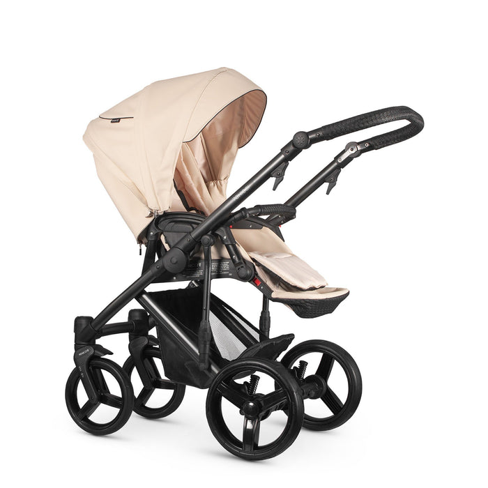 Venicci Asti 2-in-1 - Beige - Pushchair Expert