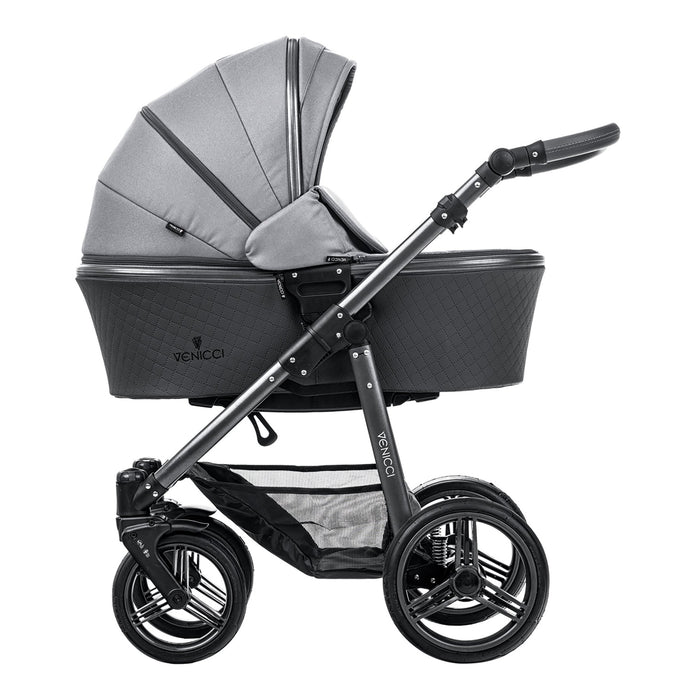 Venicci Carbo LUX 3-in-1 Travel System - Pushchair Expert