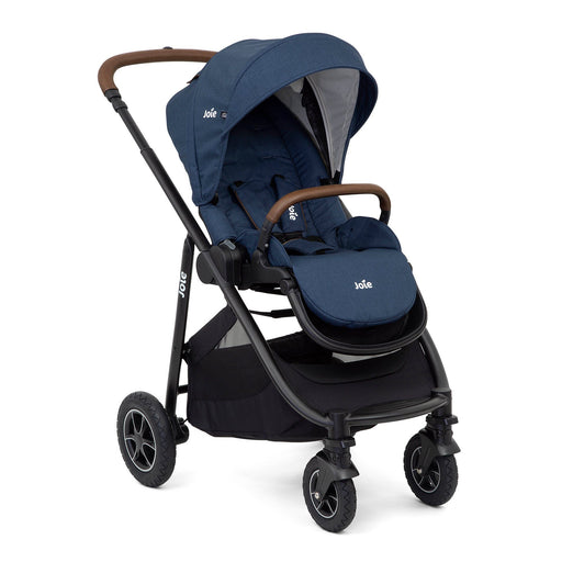 Joie Versatrax pushchair - Deep Sea (blue) - Pushchair Expert