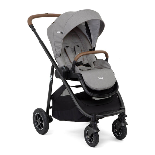 Joie Versatrax pushchair - Grey Flannel - Pushchair Expert