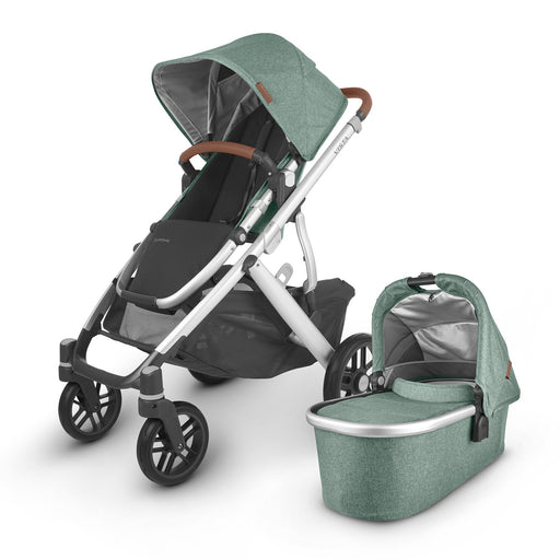 UPPAbaby VISTA V2 with Carrycot (2020) - Emmett - Pushchair Expert