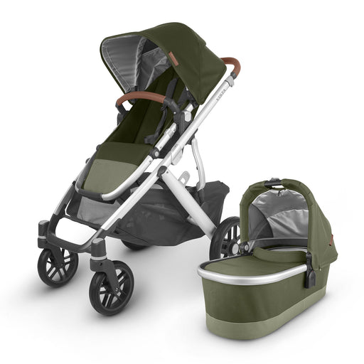 UPPAbaby VISTA V2 with Carrycot (2020) - Hazel - Pushchair Expert