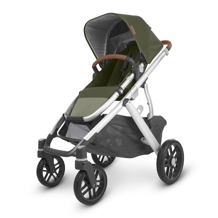 UPPAbaby VISTA V2 with Carrycot (2020) - Hazel