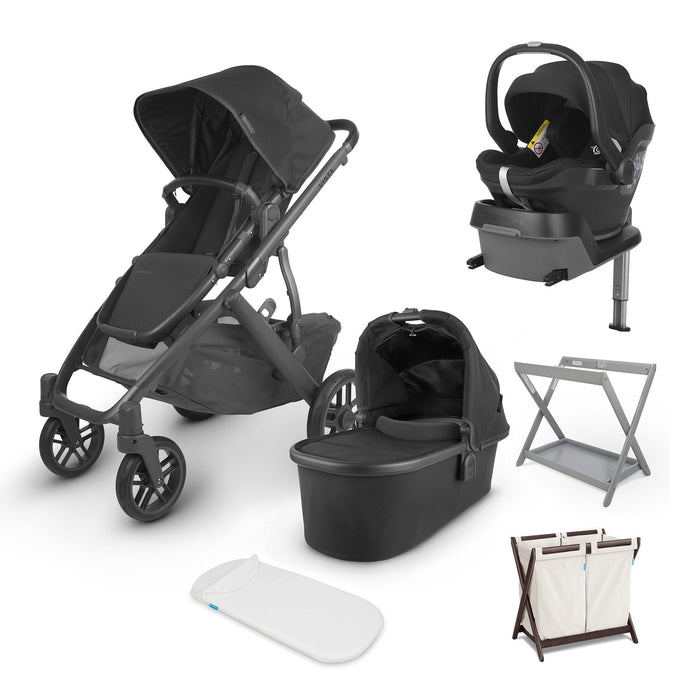 UPPAbaby VISTA V2 i-Size Luxury Travel System (2020) - Jake