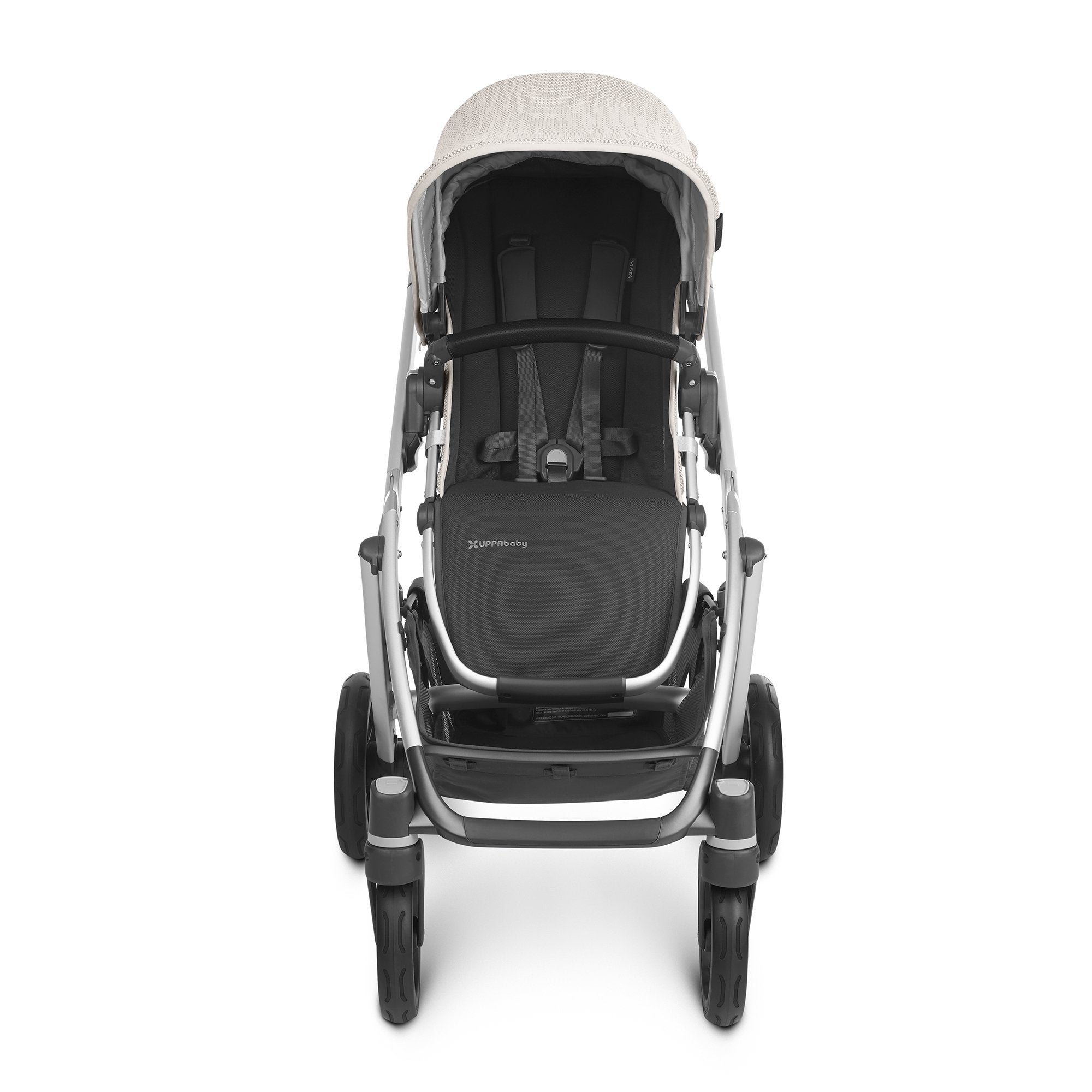 UPPAbaby VISTA V2 with Carrycot (2020) - Sierra - Pushchair Expert