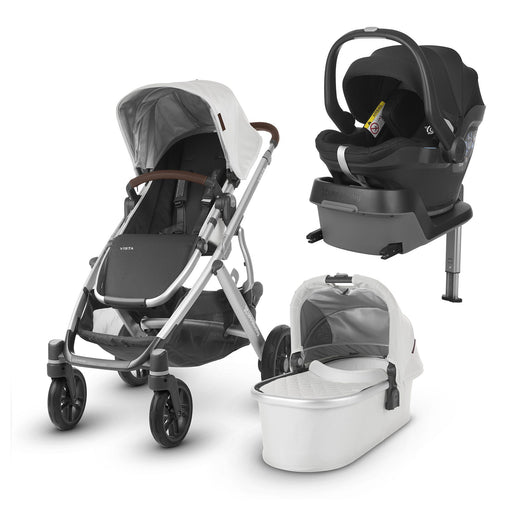 UPPAbaby VISTA i-Size Travel System - Bryce - Pushchair Expert