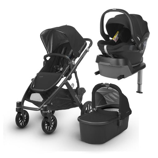 UPPAbaby VISTA i-Size Travel System - Jake