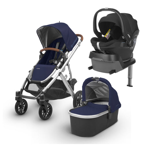 UPPAbaby VISTA i-Size Travel System - Taylor - Pushchair Expert