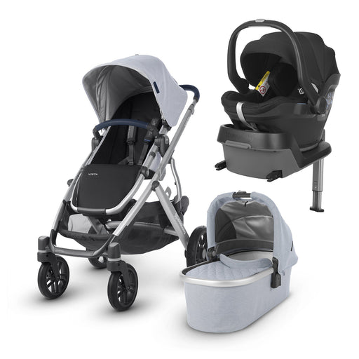 UPPAbaby VISTA i-Size Travel System - William - Pushchair Expert