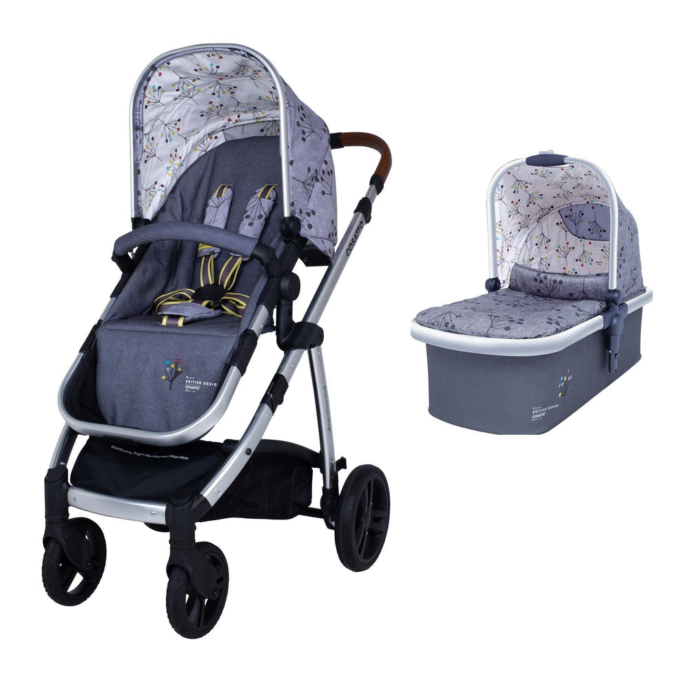 Cosatto Wow - Hedgerow - Pushchair Expert