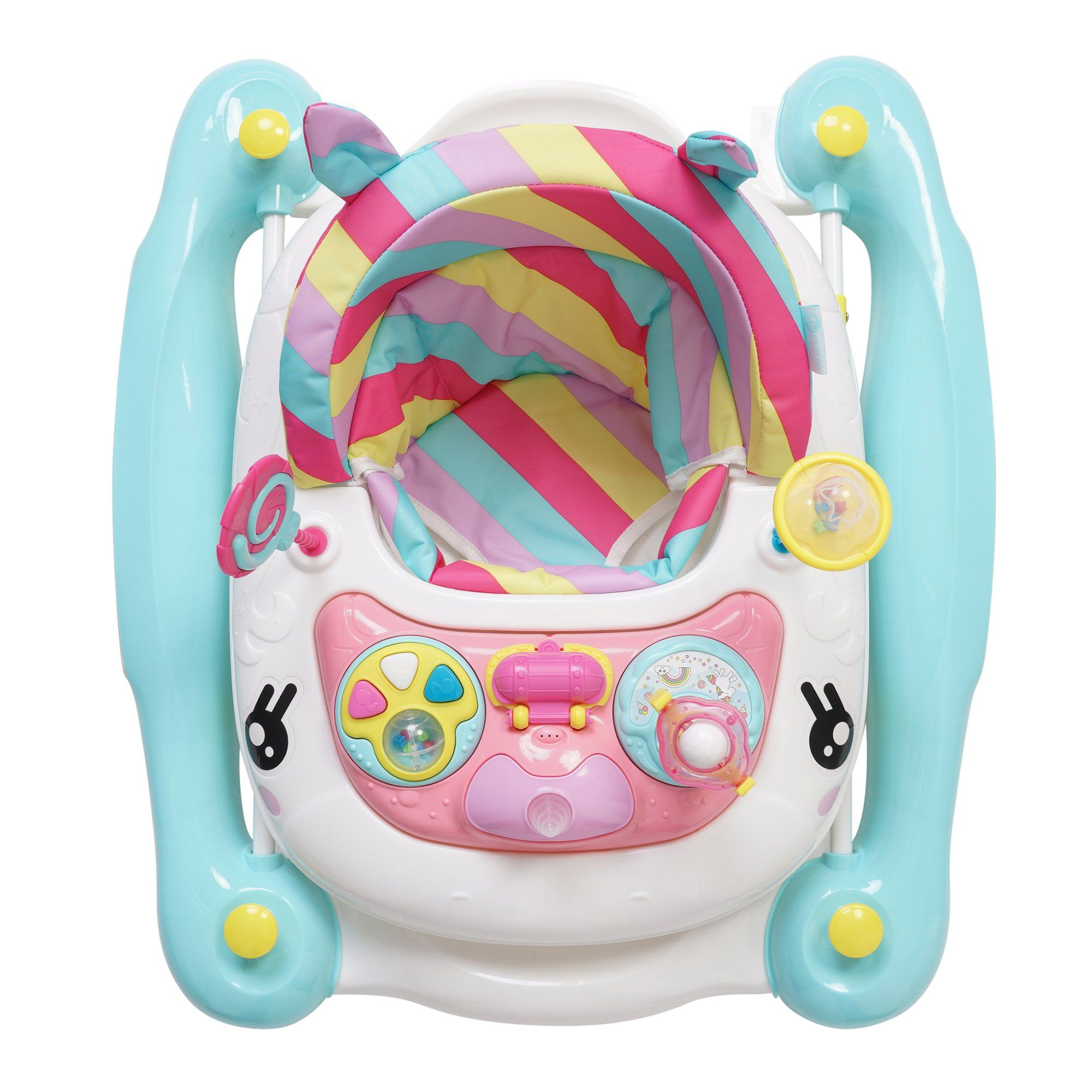 My Child Unicorn Walker Rocker Pink - Pushchair Expert