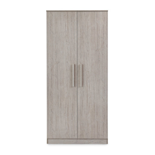 Ickle Bubba Grantham Wardrobe - Grey Oak