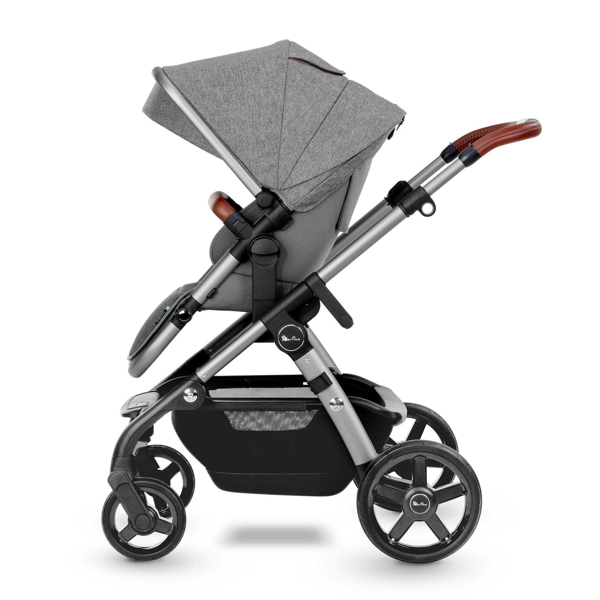 Silver Cross Wave Pushchair 2020 - Zinc