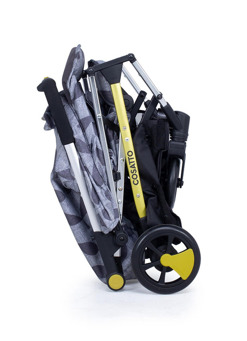 Cosatto Yay Stroller - Seedling - Pushchair Expert