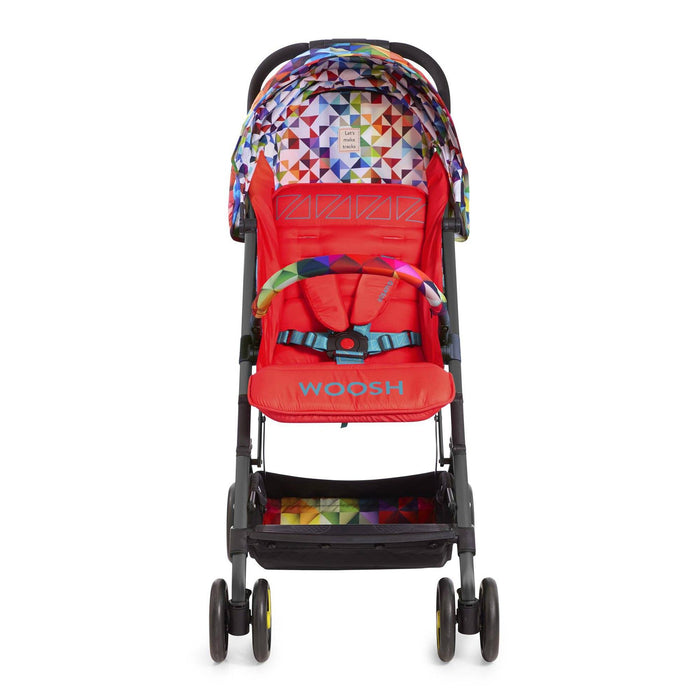 Cosatto Woosh 2 stroller - Spectroluxe - Pushchair Expert