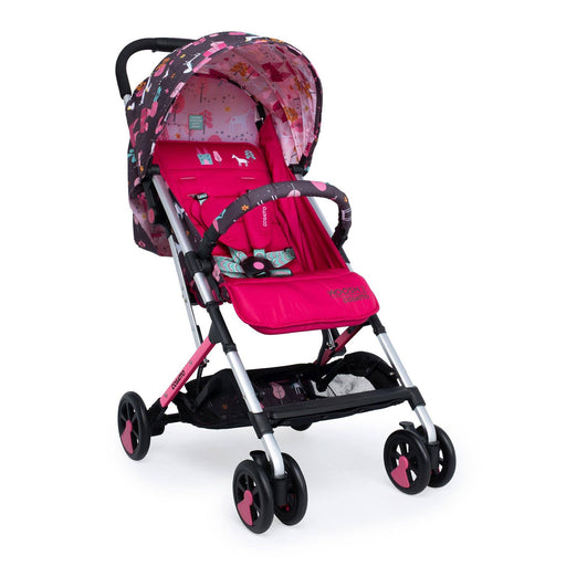Cosatto Woosh 2 stroller - Unicorn Land - Pushchair Expert