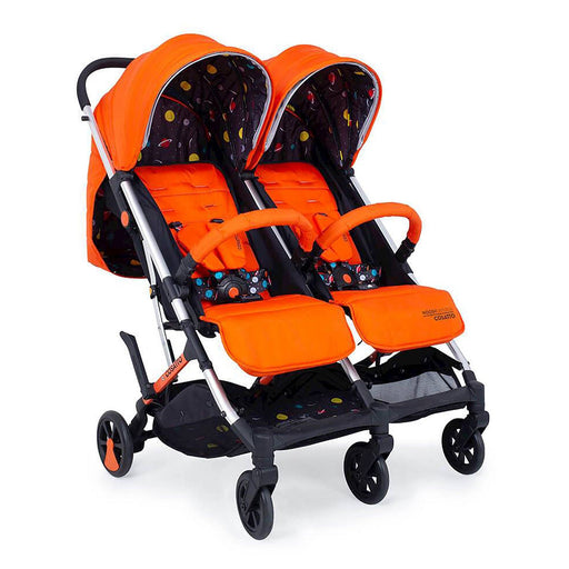 Cosatto Woosh Double Stroller - Spaceman