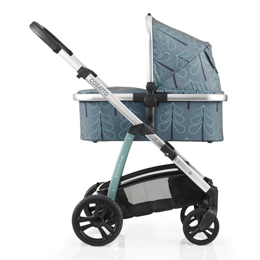Cosatto Wow Dock i-Size Travel System Bundle - Fjord - Pushchair Expert