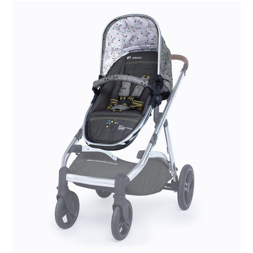 Cosatto Wow XL Tandem Seat - Pushchair Expert