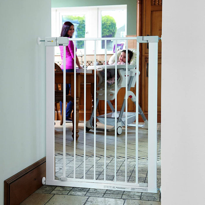 Safety 1st SecurTech Extra Tall Metal Gate