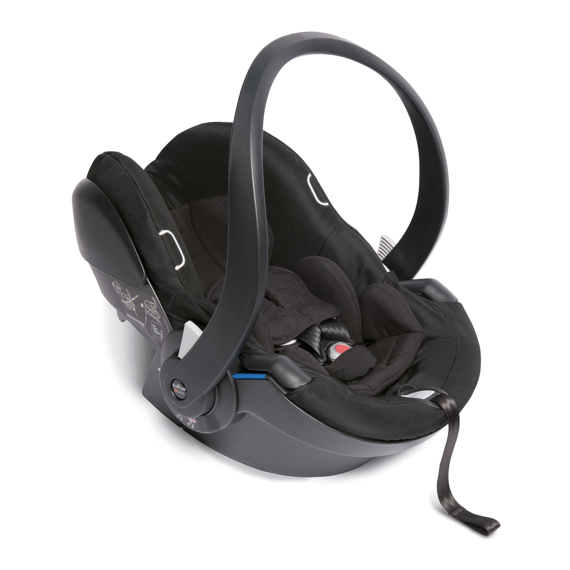 BABYZEN YOYO car seat by BeSafe - Black