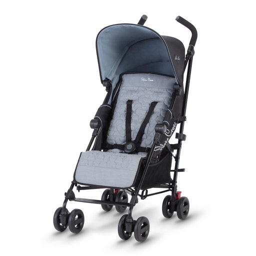 Silver Cross Zest - Powder Blue - Pushchair Expert